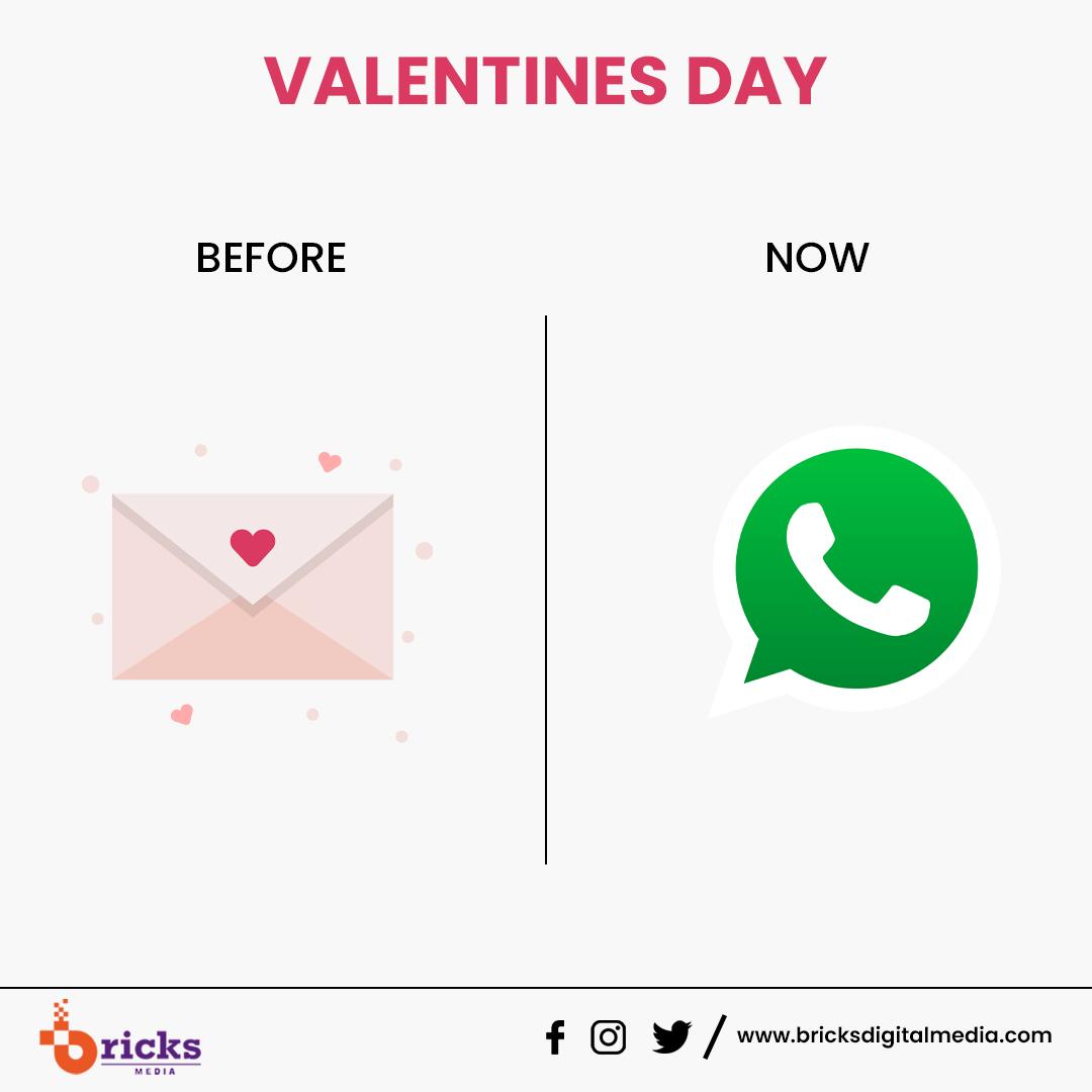 Letter nd Whatsapp