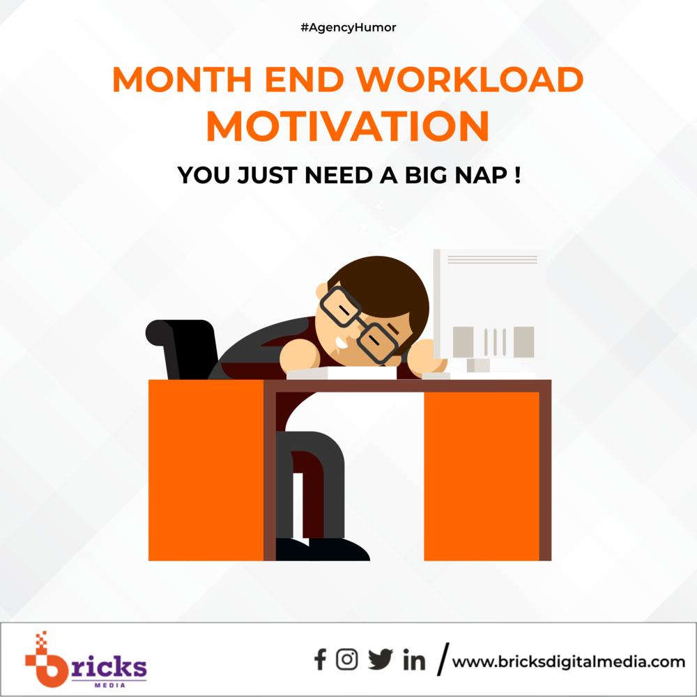 Month End Motivation