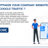 HOW TO OPTIMIZE YOUR COMPANY WEBSITE FOR ORGANIC GOOGLE TRAFFIC